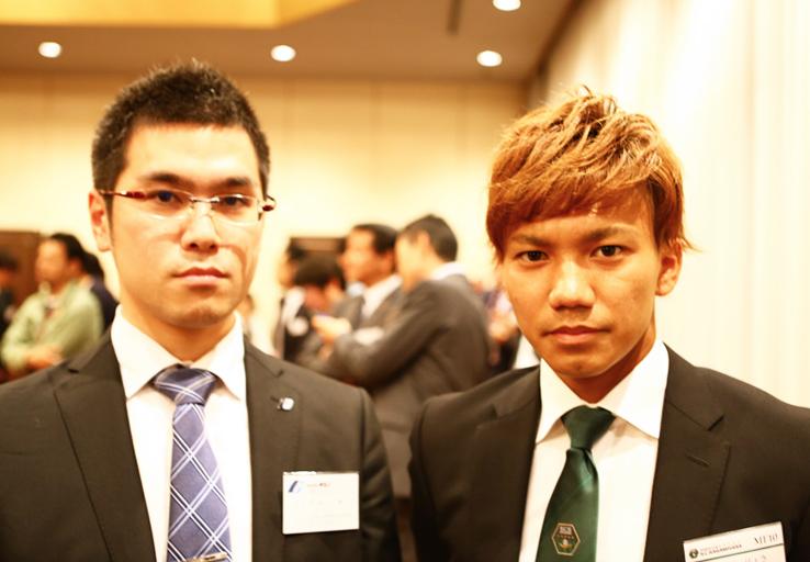 飯田 涼選手