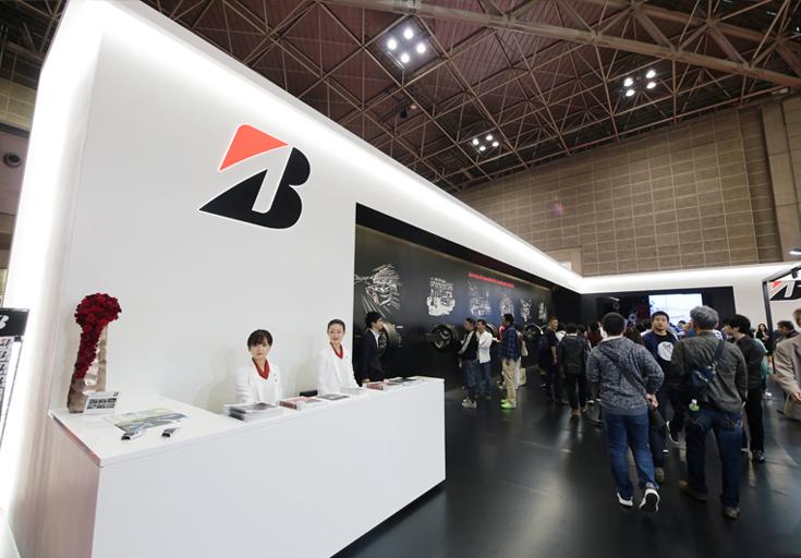 東京モーターショー2017ブリヂストン01