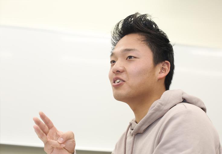 関東学院大学学生座談会05