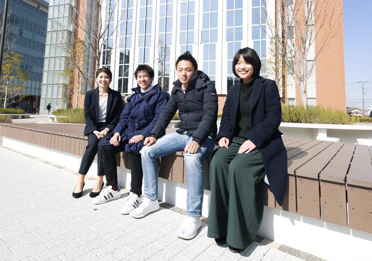 関東学院大学会社説明会についての座談会01