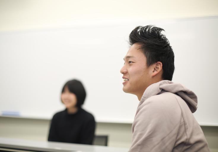 関東学院大学学生座談会08