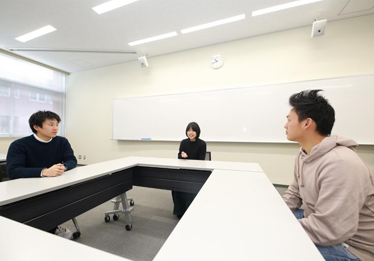 関東学院大学学生座談会02