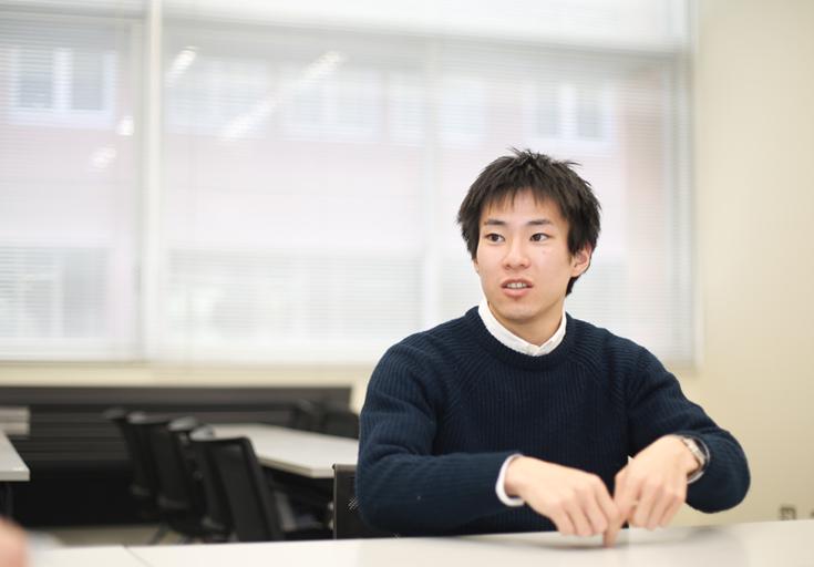 関東学院大学学生座談会07